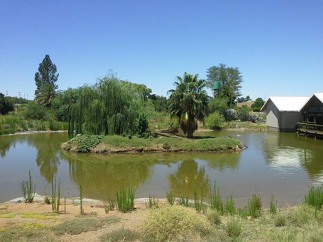 Upington Lodge Riva Resort